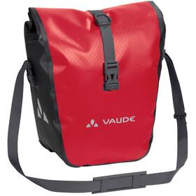 VAUDE Aqua Front Bagagedragertas, rood/zwart
